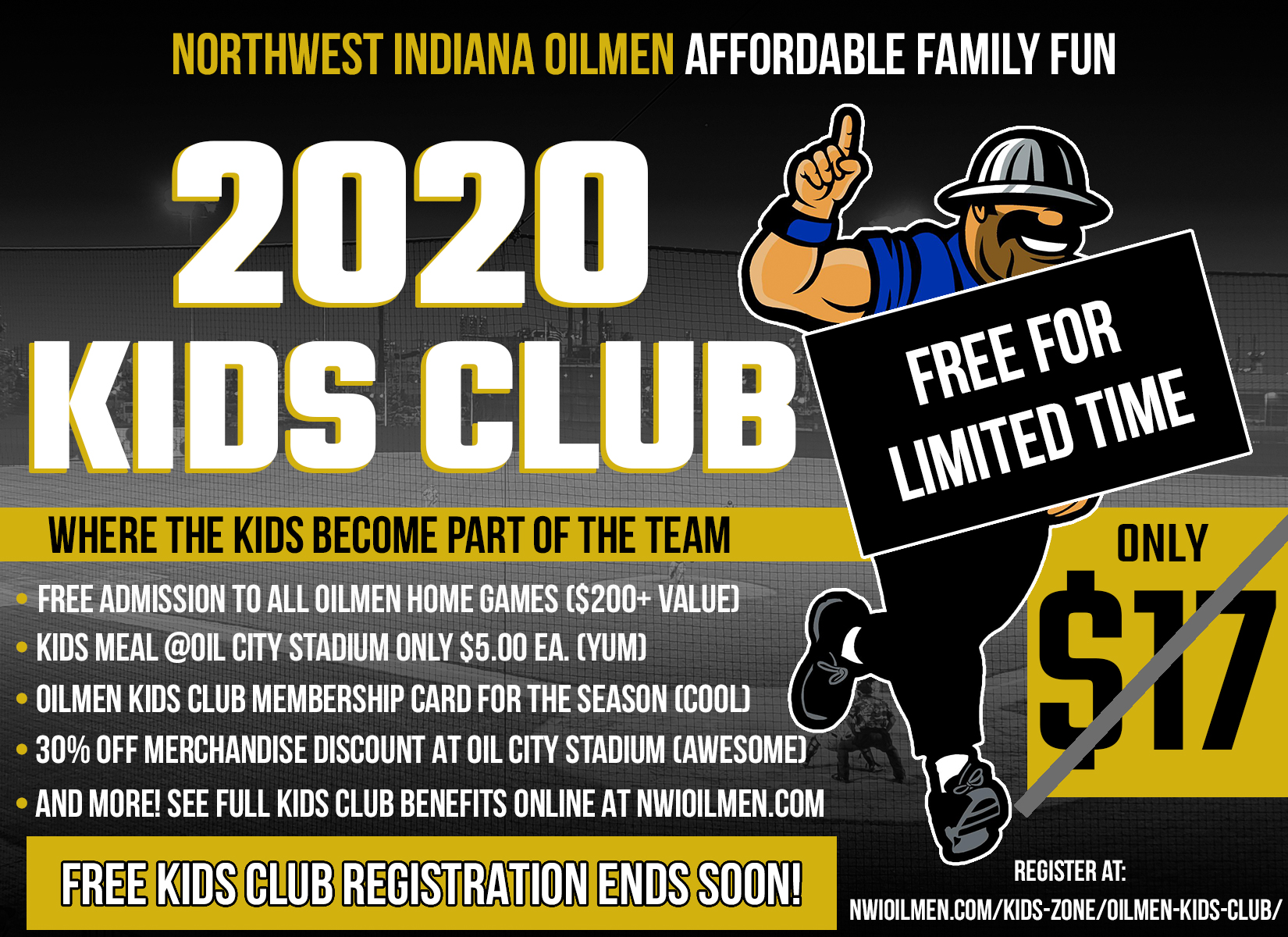 NWI Oilmen kids club 2020 graphic.jpg