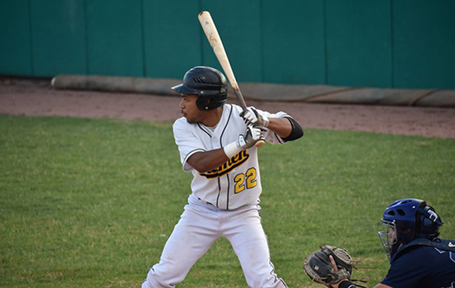 Oilmen Boast Three on All-League Team