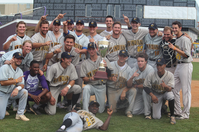 Oilmen topple DuPage County, win 2016 MCL Championship