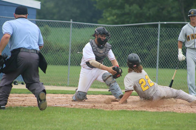 Early deficit too much for Oilmen