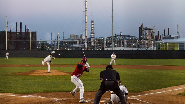 Game Notes: Oilmen to tango with Vikings on Saturday