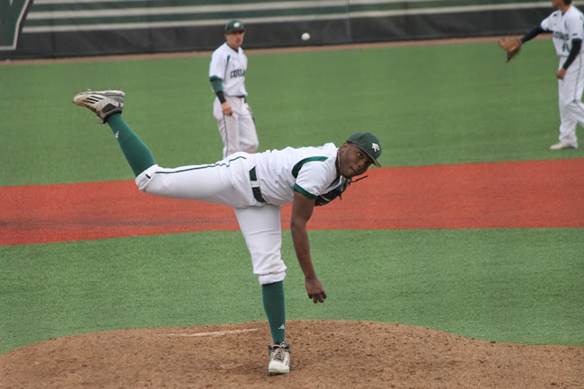 Oilmen add Chicago State's McKinney to pitching staff