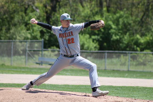 Wheeler Grad Nick Wolf Joins Oilmen for 2018