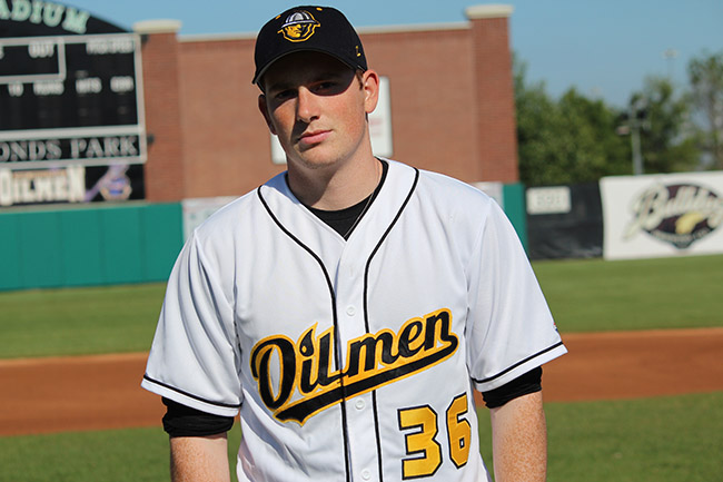 Oilmen Announce the Return of Valpo's Jerge to Pitching Staff
