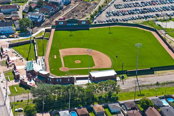 Top college baseball stadiums for Garden city community college baseball