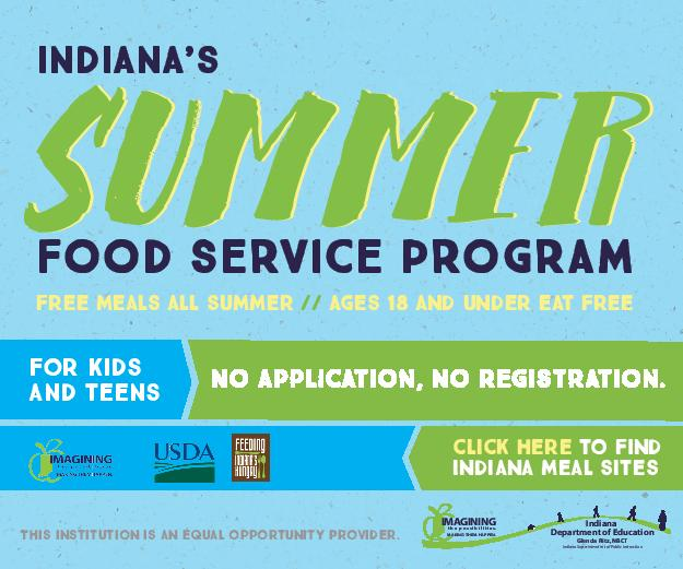Indiana's Summer Food Service Program